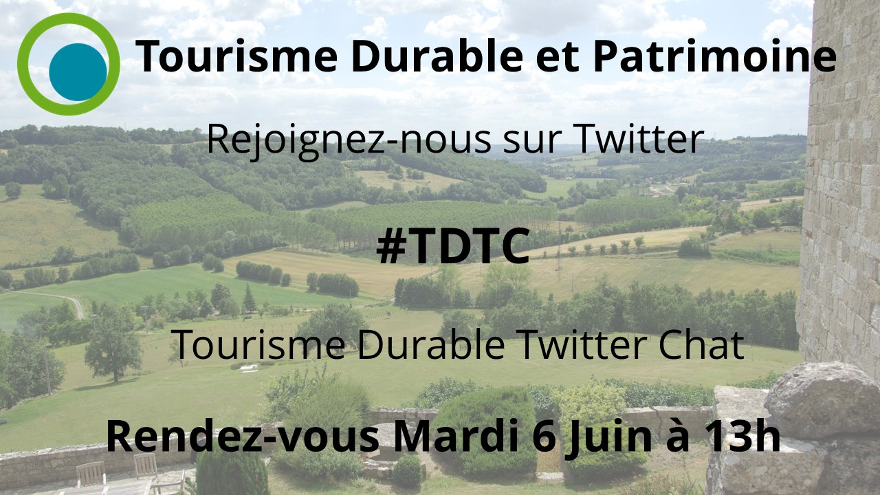 TWITTER CHAT #TDTC
