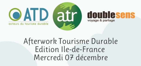 AFTERWORK TOURISME DURABLE Image 1
