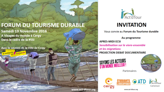 Forum du tourisme durable Image 1
