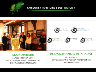 PALMES DU TOURISME DURABLE : Place au vote du public ! Image 6