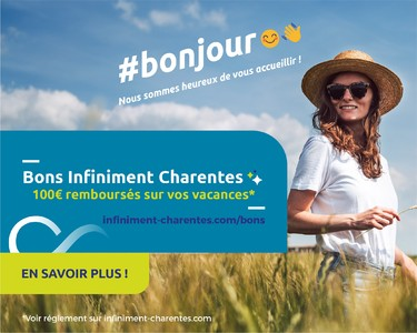 Bons Infiniment Charentes Image 1