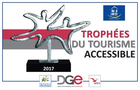 TROPHEES DU TOURISME ACCESSIBLE Image 1